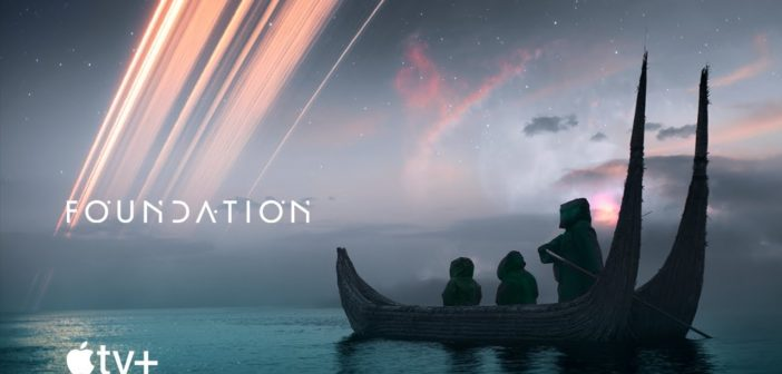 EPIC SCI-FI SAGA 'FOUNDATION' BASED ON ISAAC ASIMOV'S NOVELS COMES TO Apple TV+ (Interview With Cast)
