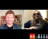 Skid Row's SEBASTIAN BACH 30th Anniversary of Slave to The Grind Tour,  Shows In Houston, San Antonio Oct 8th, 9th (Interview)